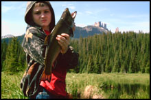 Tenderfoot outfitters high alpine fishing for How much does it cost to get a fishing license
